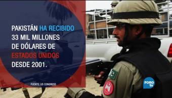 El Talibán el doble juego Pakistán