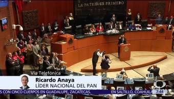 Ricardo Anaya Habla Frente Amplio PAN