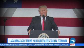 Por qué, amenazas, Trump, economía
