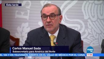 Gobierno Mexicano Lamenta Cancelación Programa Daca