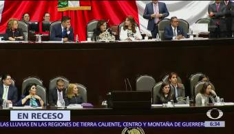 Cámara Diputados Sin acuerdo Mesa Directiva