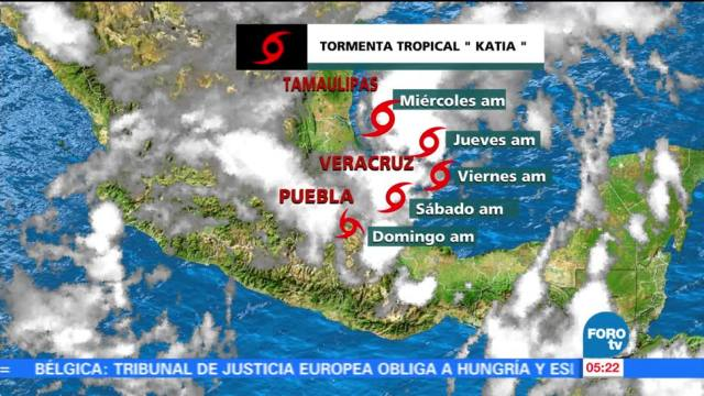 Depresión, tropical, tormenta, tropical