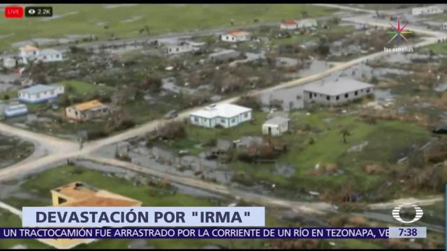 Huracán, Irma, muertos, Caribe