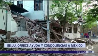 EU, ofrece, condolencias, México