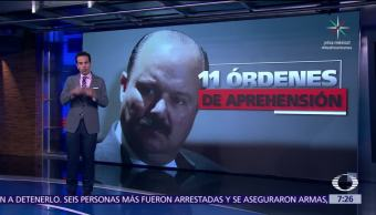 Giran Órdenes Aprehensión César Duarte