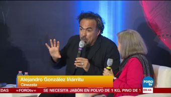 Alejandro González Iñárritu Presenta Carne Arena