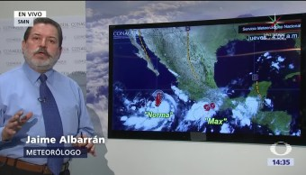 Max a 20 kilómetros de la costa de Guerrero