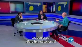 Leo Zuckermann entrevista a Simon Sebag Montefiore 2