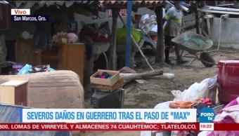 Habitantes de San Marcos claman por ayuda