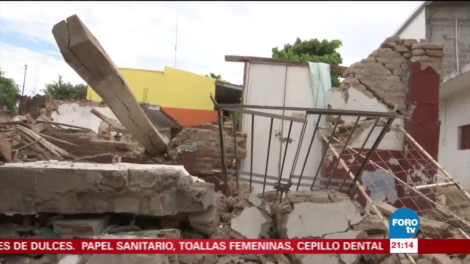 Más de 31 mil casas dañadas en Oaxaca por el sismo
