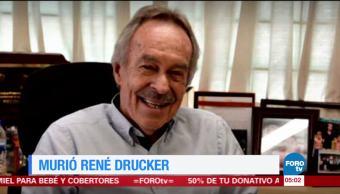 Fallece el Doctor René Drucker