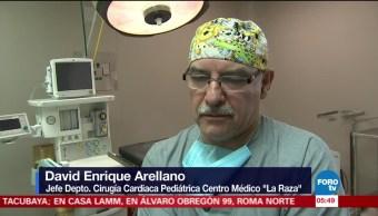 Cirugía a corazón abierto en pleno terremoto