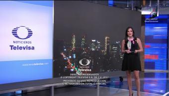 Las noticias, con Danielle Dithurbide: Programa del 18 de septiembre del 2017