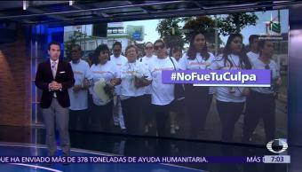 Mara Castilla fue violada y asesinada en Puebla