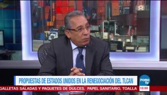 Luis Soto habla de la renegociación del TLCAN