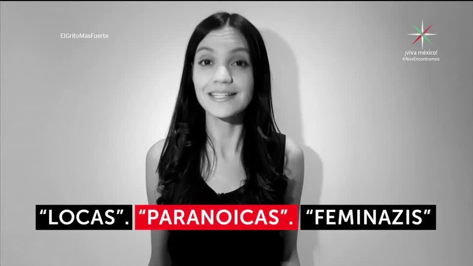 Actrices y activistas dan recomendaciones a mujeres