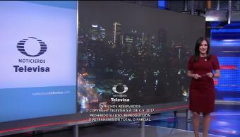 Las noticias, con Danielle Dithurbide: Programa del 19 de septiembre del 2017