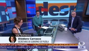 Diódoro Carrasco habla en Despierta de las fallas de seguridad en Cabify