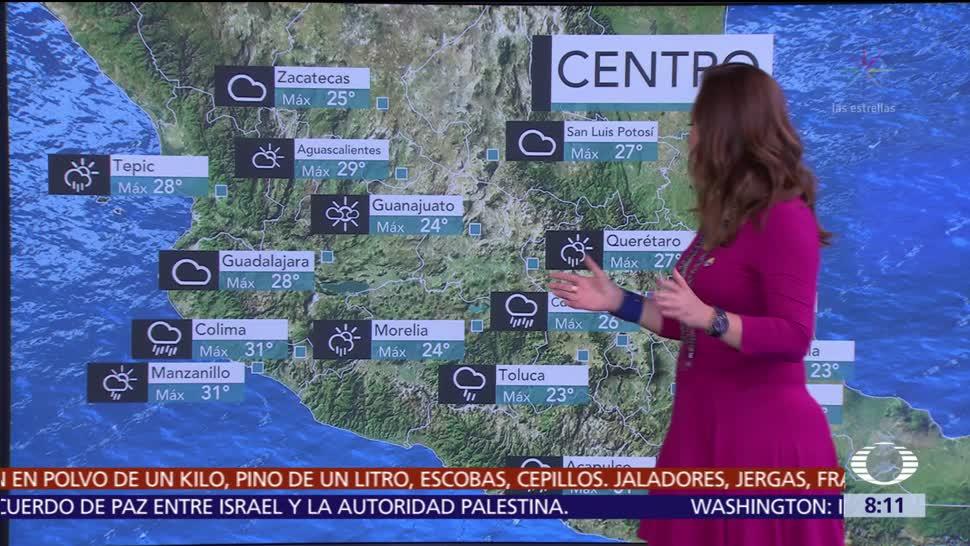 Clima Al Aire: Huracán 'María' avanza a Puerto Rico