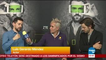#LoEspectaculardeME: Diego Luna y Luis Gerardo Méndez alternarán funciones en la obra 'Privacidad'