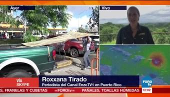 Alerta en el Caribe por el huracán 'María'