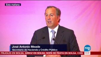 José Antonio Meade inaugura sala en el Museo Interactivo de Economía