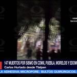 Locatel confirma muerte mujer 25 desaparecidos Tlalpan sismo