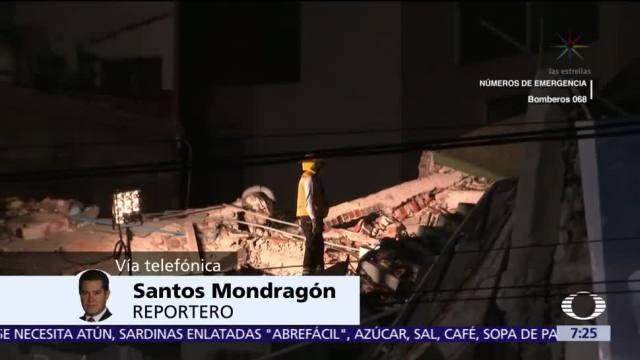Instituto de Ciencias Forenses CDMX ha recibido 34 cadáveres tras sismo