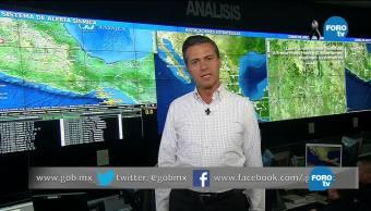La emergencia por el sismo se atenderá en tres etapas EPN