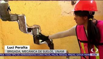Afectados tras sismo en zona de chinampas de Xochimilco piden ayuda