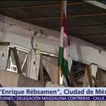 Reorganizan operación de rescate en colegio Rebsamen de la CDMX