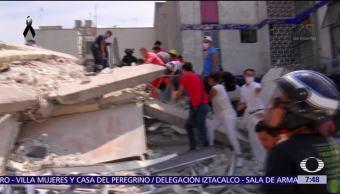 Mexicanos en el exterior envían ayuda tras terremoto