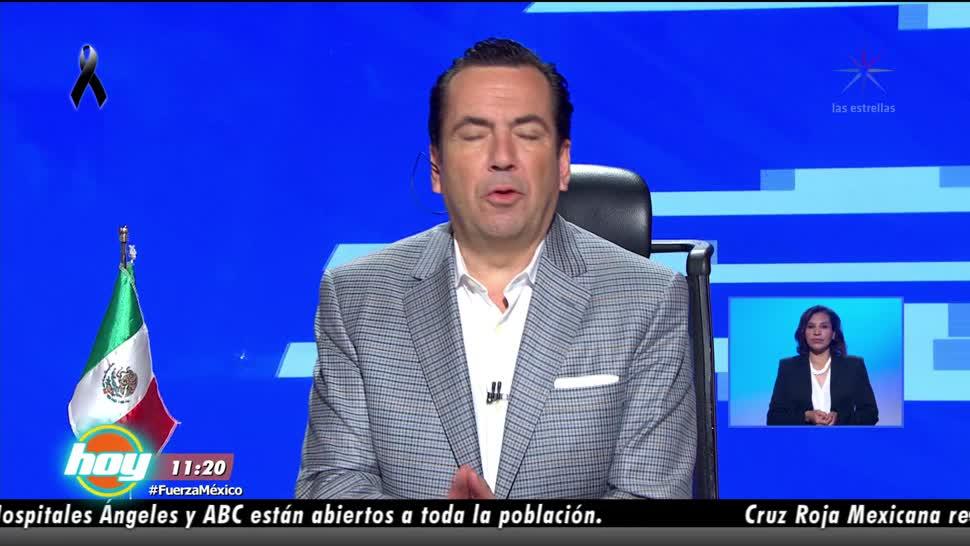 Las noticias en Hoy con Eduardo Salazar (Bloque 2)