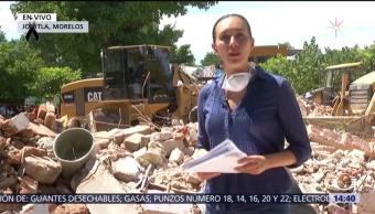 Las noticias, con Karla Iberia: Programa del 22 de septiembre de 2017