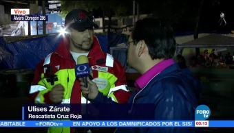 Se esperan cámaras infrarrojas para detectar cuerpos en Álvaro Obregón