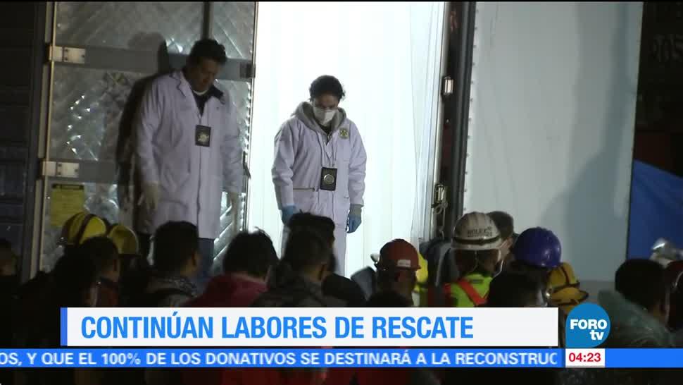 Recuperan cuerpo sin vida de una persona en multifamiliar de Tlalpan