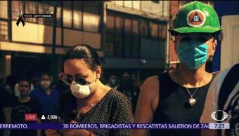 Homenaje a los millenials, voluntarios inesperados del sismo del 19-S