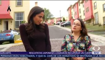 ¿Cómo sobrevivió Lucía entre los escombros del edificio 286 de Álvaro Obregón?