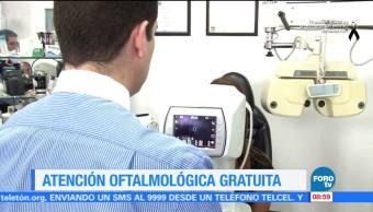 Extra, Extra: Atención oftalmológica gratuita