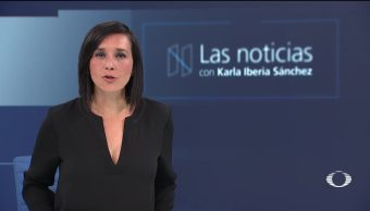 noticias, Karla Iberia, Programa, septiembre