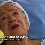 Testimonios de sobrevivientes, personas rescatadas durante el sismo
