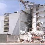 Mala construcción en edificios nuevos departamentos