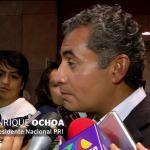 PRI renuncia a recursos públicos de 2017