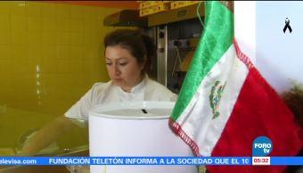 Mexicana en Italia envía ayuda a damnificados por el sismo