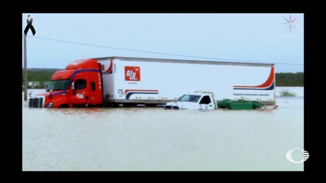Lluvias dejan inundaciones en 5 estados
