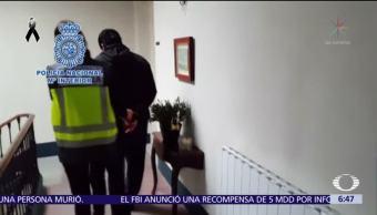 España rechaza extraditar a México a Javier Nava Soria