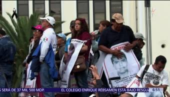 CIDH pide a México redoblar esfuerzos en búsqueda de normalistas desaparecidos
