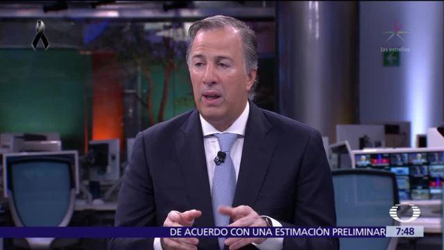 José Antonio Meade detalla en Despierta los mecanismos de reconstrucción tras sismos