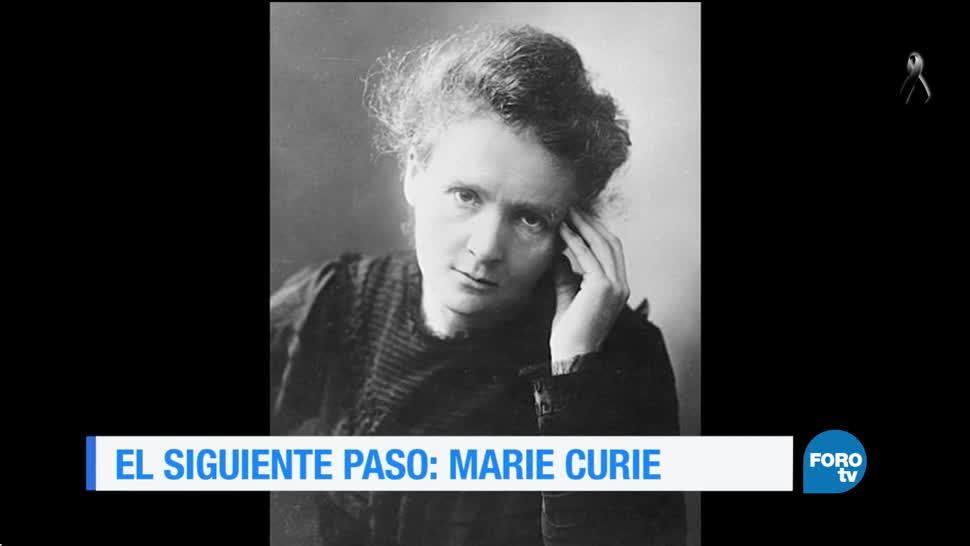 El Siguiente Paso de Marie Curie