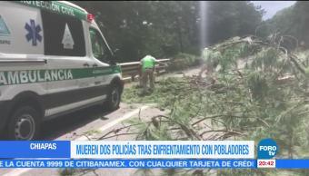 Enfrentamiento en San Cristóbal de las Casas deja 2 muertos